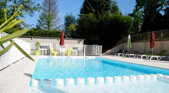 Piscine enterr e accessoires piscine pr s de saint for Piscine magiline